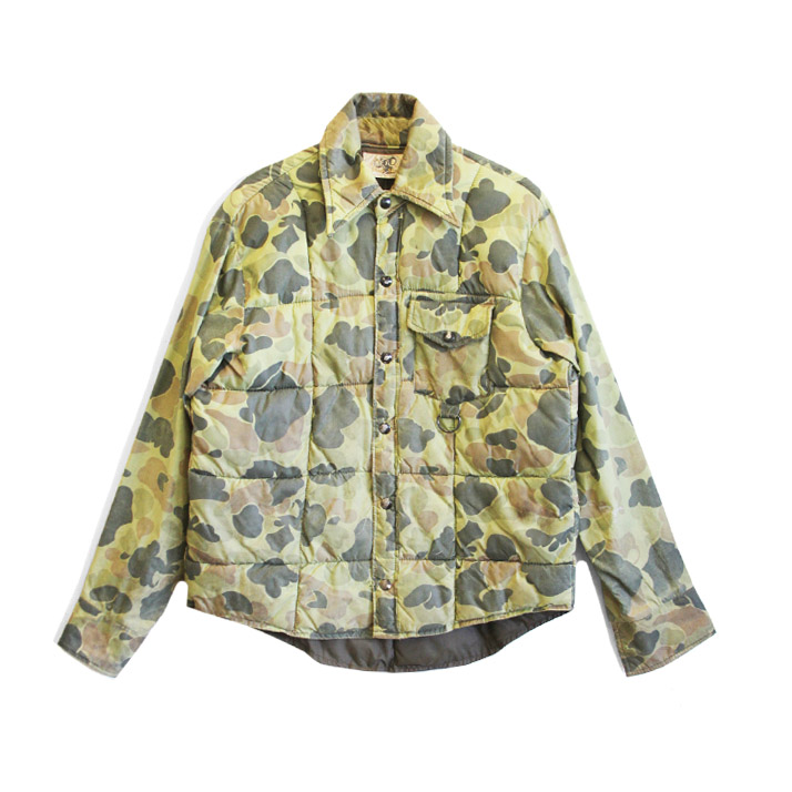 CamoPufferJacket