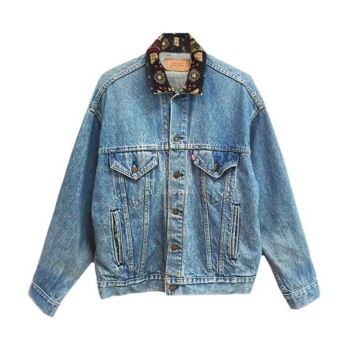 DenimCrestedJacket