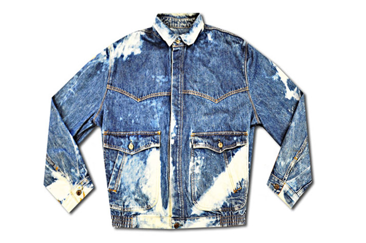 DenimWashedJacket