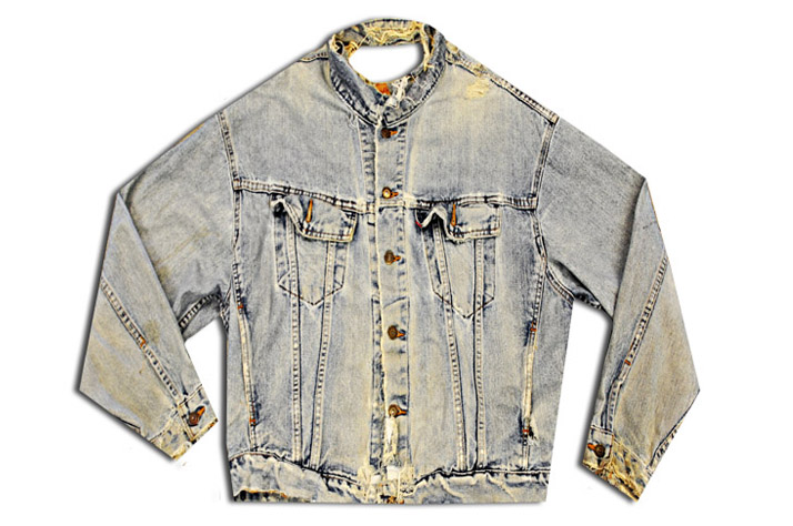 DistressedDenimJacket