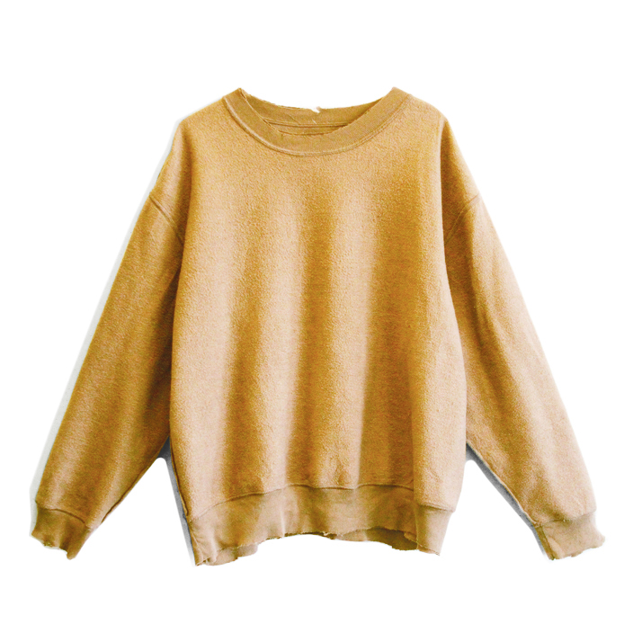 InvertedCrewneckBrown