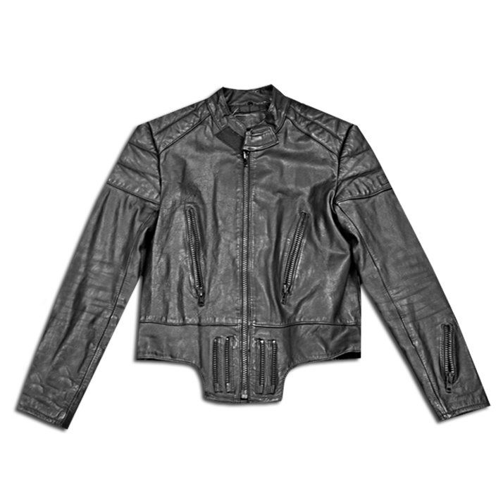 LeatherMotoJacketBlack
