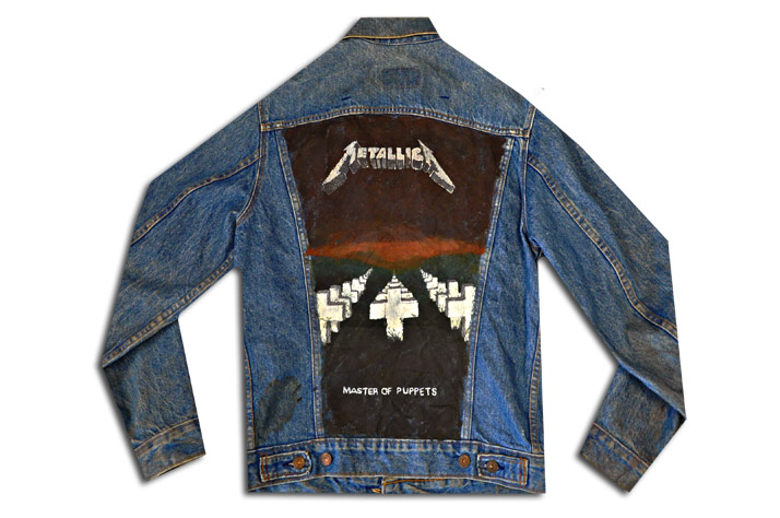 just for fun rules for your patched heavy metal denim jacket