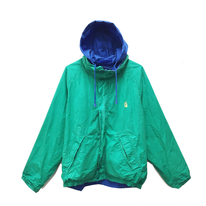 NauticaJacketGreen