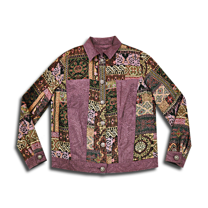 PurplePaisleyTruckerJacket