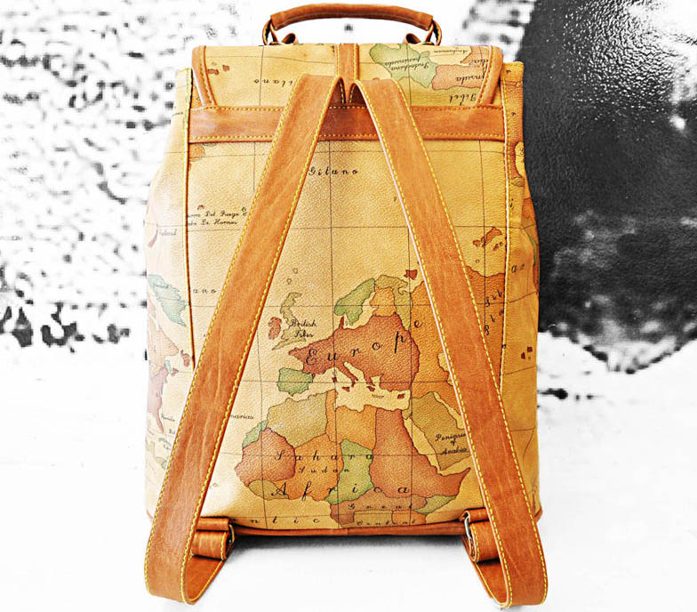 Backpack archives shop fruition geophilosophy backpack notes geographical world map gumiabroncs Image collections