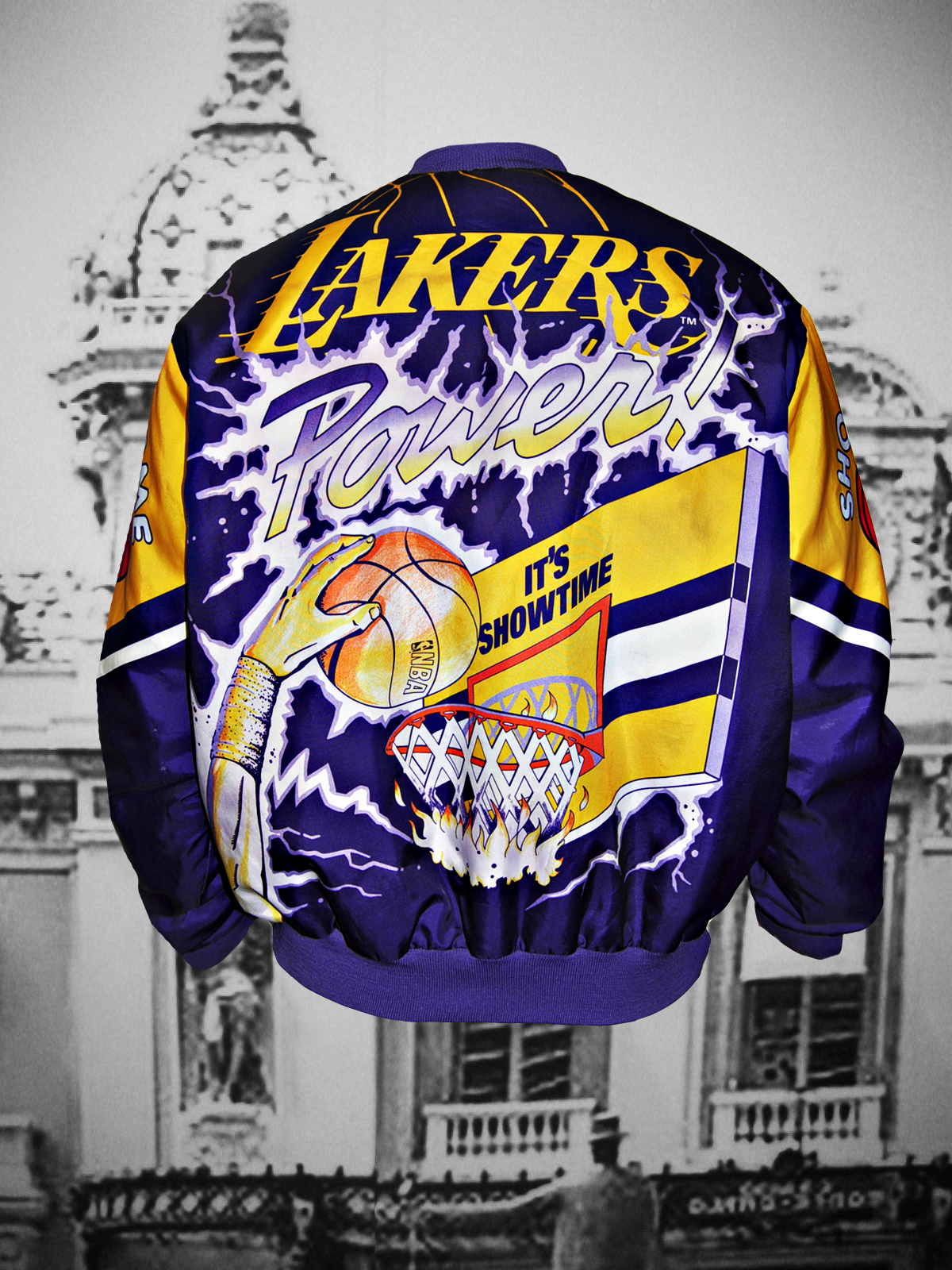 Let's Go Lakers: Cute Lakers Clothing for Women Sydne Style